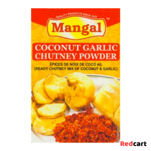 Coconut Garlic Chutney Powder 50g - Mangal