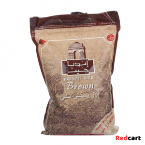 India Gate Brown Basmati Rice 5kg