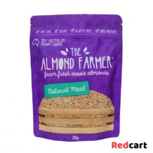 Natural Almond Meal - 200g