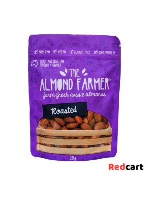 Roasted Almonds-200g