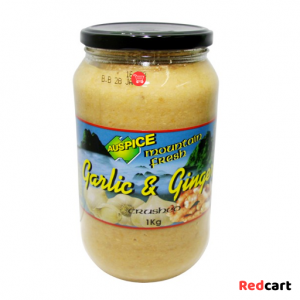 Ginger & Garlic Paste 1kg - Auspice
